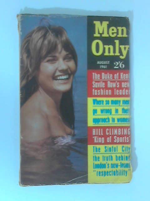 Men Only: Vol. 77, No. 306, August 1961 by Various