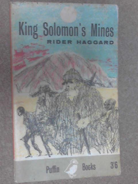 King Solomon's Mines (Puffin books) by Haggard, H. Rider
