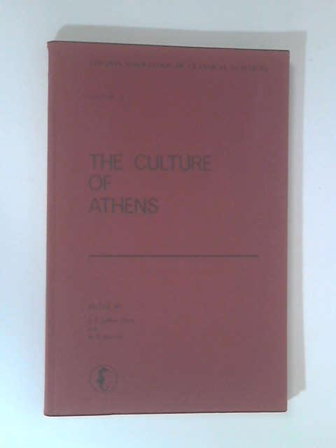 The Culture of Athens by James Sabben-Clare