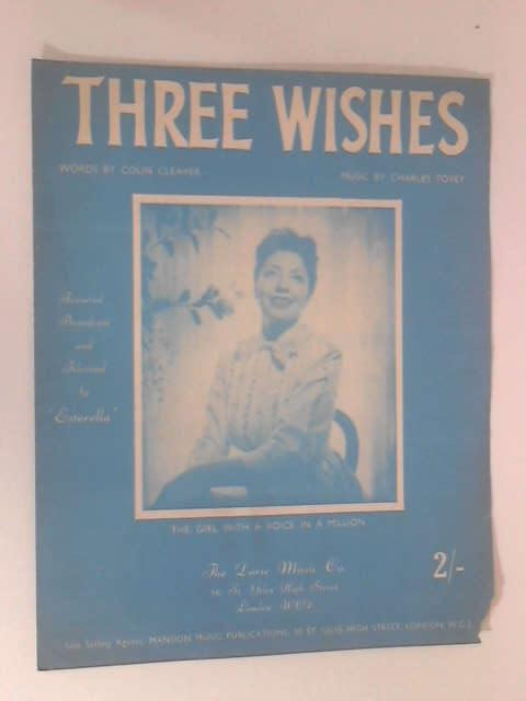 Three Wishes by Colin Cleaver, Charles Tovey