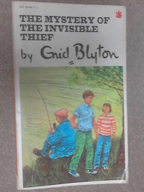 The Mystery of the Invisible Thief by Enid Blyton