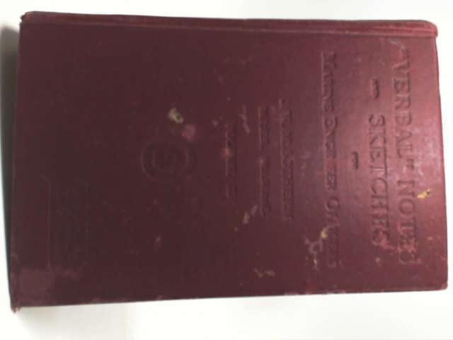Verbal Notes and Sketches for Marine Engineer Officers, Vol II By J. W. M. Sothern