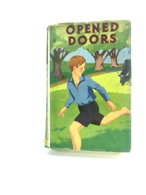 Opened Doors by Brenda
