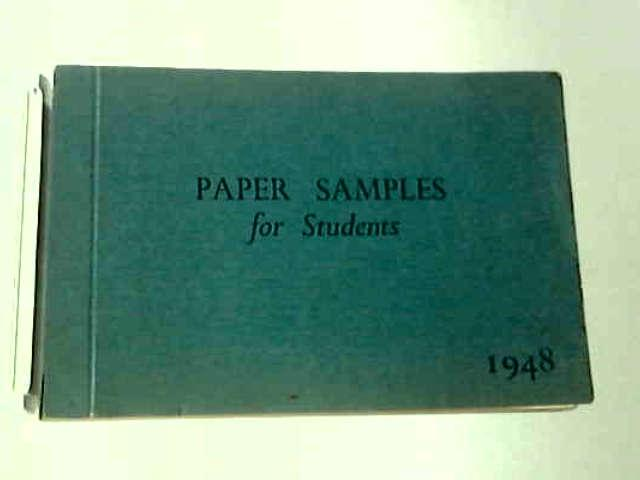 Paper Samples for Students by Unstated