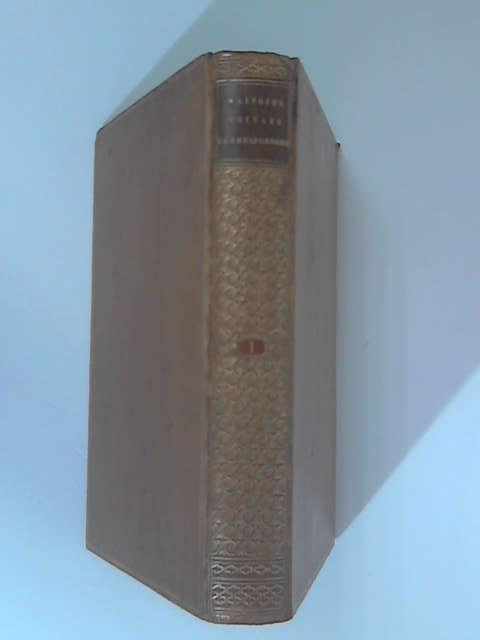 Private Correspondence of Horace Walpole, Volume 1 by Walpole, Horace