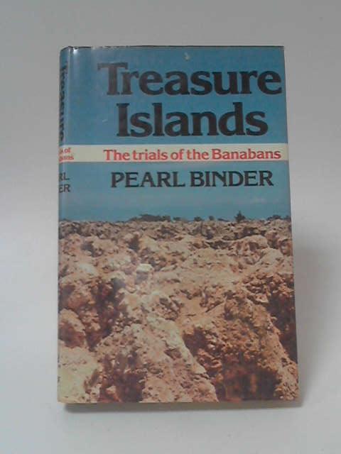 Treasure Islands by Pearl Binder