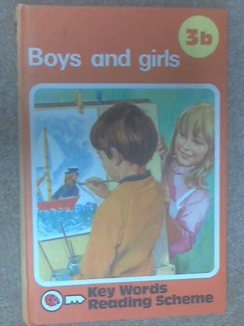 Boys and Girls (Key Words Reading Scheme) by W. Murray
