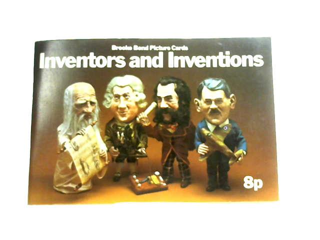Inventors and inventions brooke bond picture cards by Rowe, Ken