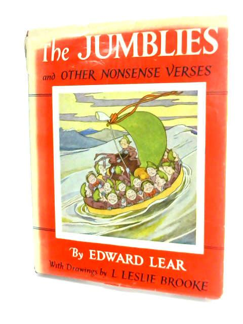 Jumblies and Other Nonsense Verses by Lear, Edward.