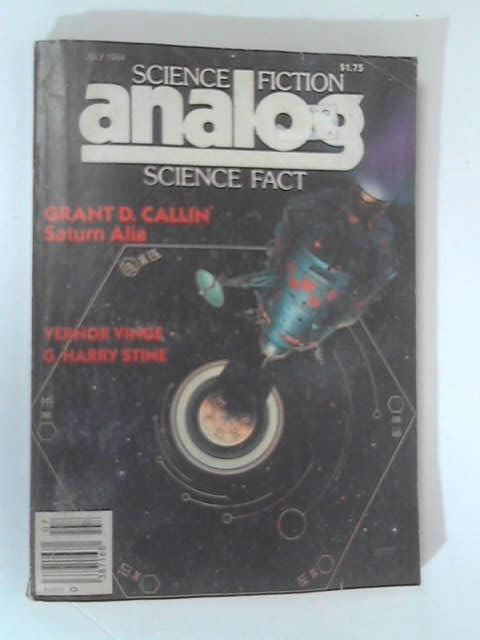 Analog: Vol. CIV, No. 7, July 1984 by Various