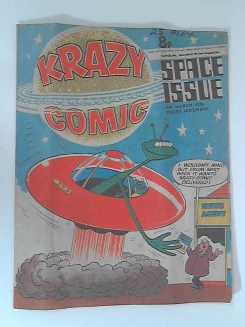 Krazy Comic: 4th March 1978 by Various