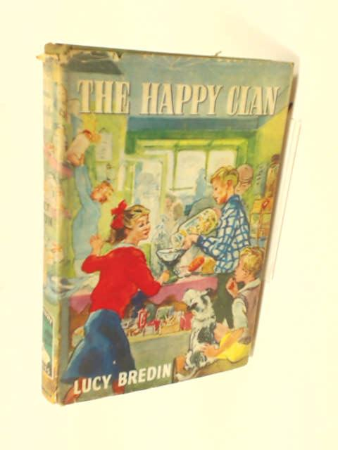 The Happy Clan by Bredin, Lucy