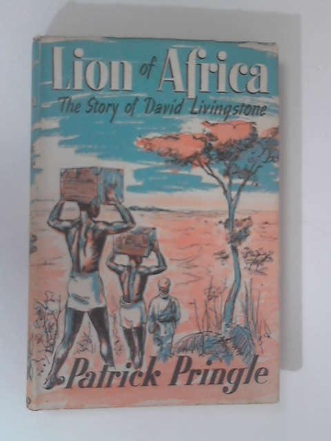 Lion of Africa by Patrick Pringle