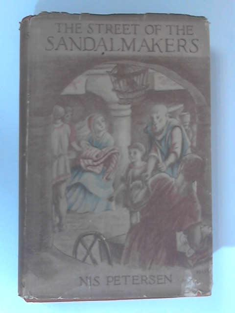 The Street of the Sandalmakers by Nis Petersen