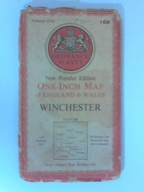 One-Inch Map of Winchester by Ordnance Survey