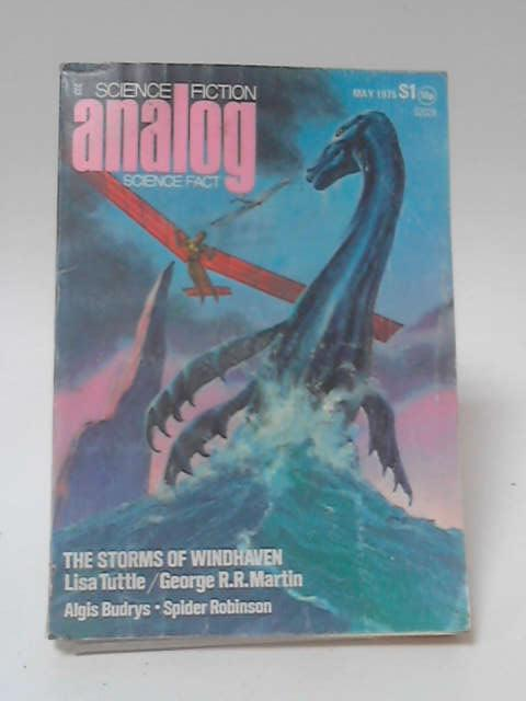 Science Fiction Analog Science Fact May 1975 by Various
