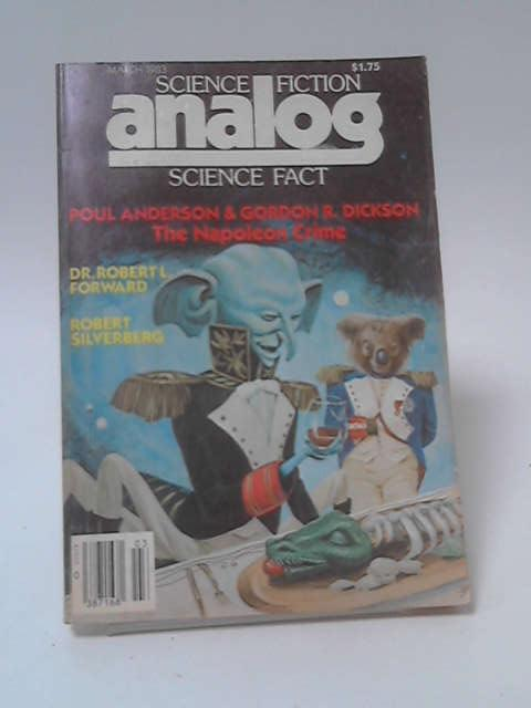 Science Fiction Analog Science Fact March, Vol CIII No 3 by Various