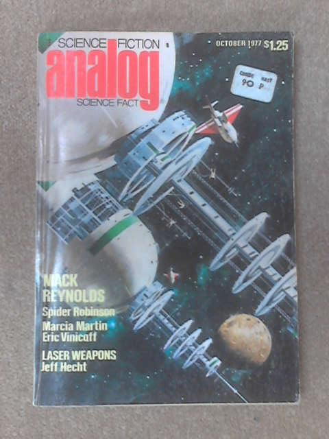 Science fiction analog science fact october 1977 by Anon