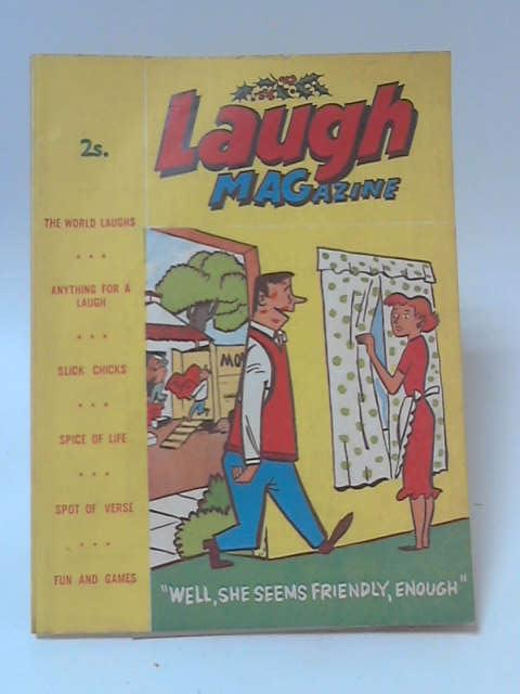 Laugh Magazine by Not Stated