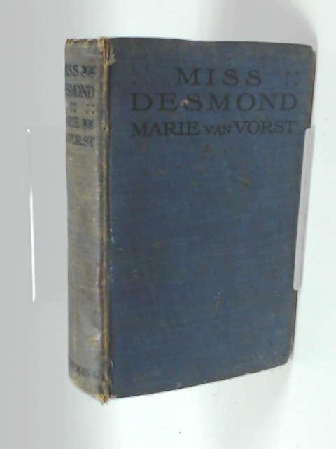 Miss Desmond by Vorst, Marie Van