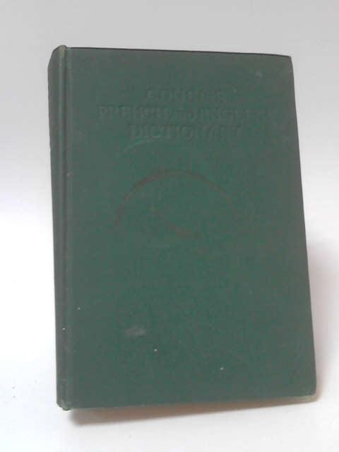 Harrap's Concise French and English Dictionary by R. P. Jago