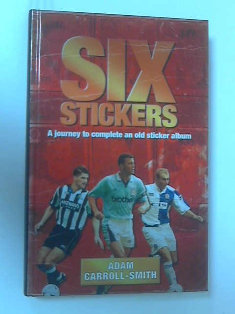 Six Stickers by Adam Carroll-Smith