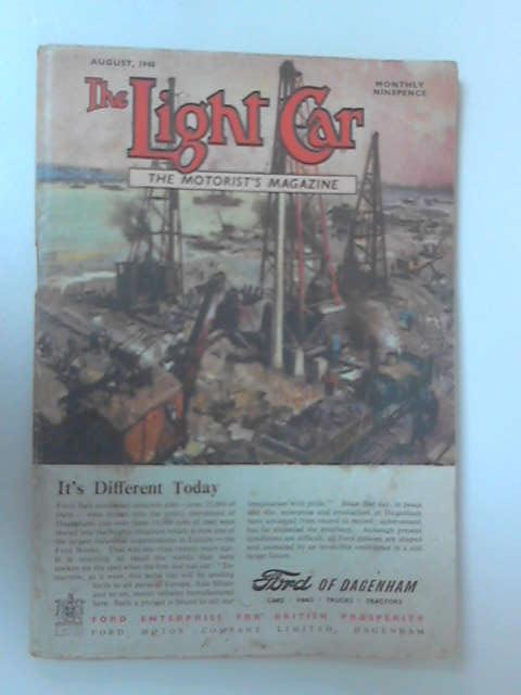 The Light Car: August 1948 by Various