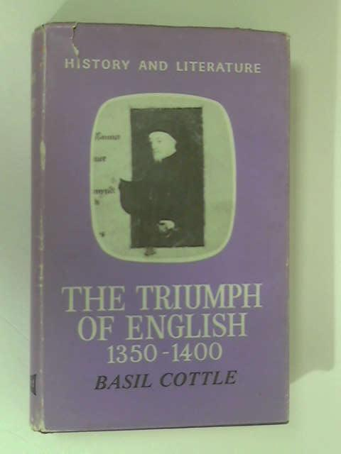 The Triumph of English by Basil Cottle