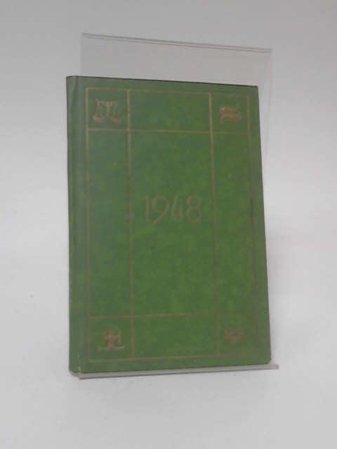 Almanack for Skottaret Efter Fralsarens Kristi Fodelse 1948 by Not Stated