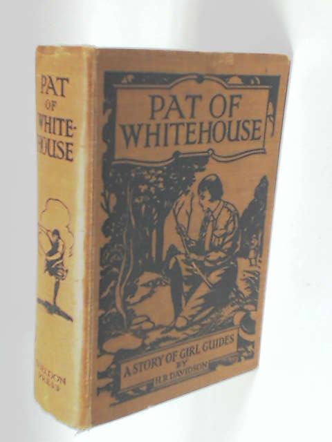 Pat of Whitehouse by H B Davidson