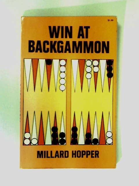 Win at Backgammon by Hopper, Millard