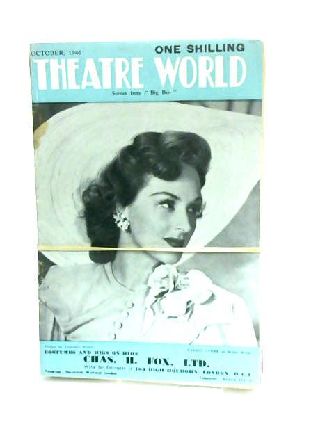 Theatre world 7 issues 1946 by Anon