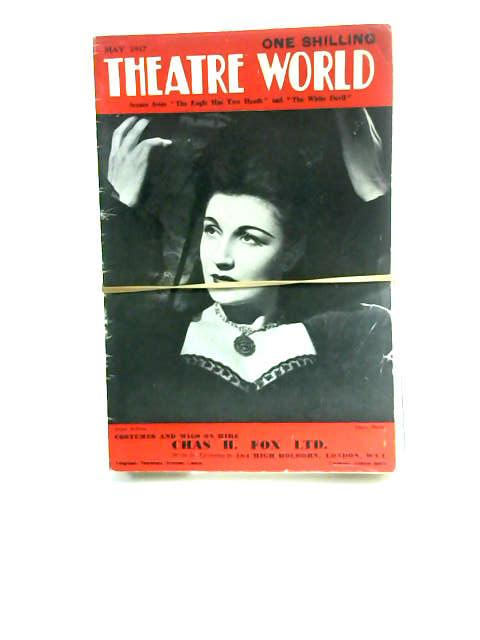 Theatre world 10 issues various dates 1947-54 by Anon