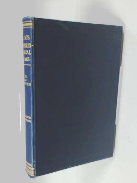 Muirs Bacteriological Atlas by C.E. Van Rooyen