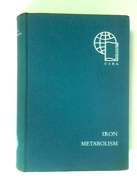 Iron Metabolism by Various