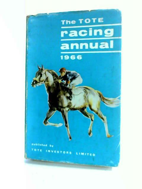 Tote Racing Annual 1966 by Anon
