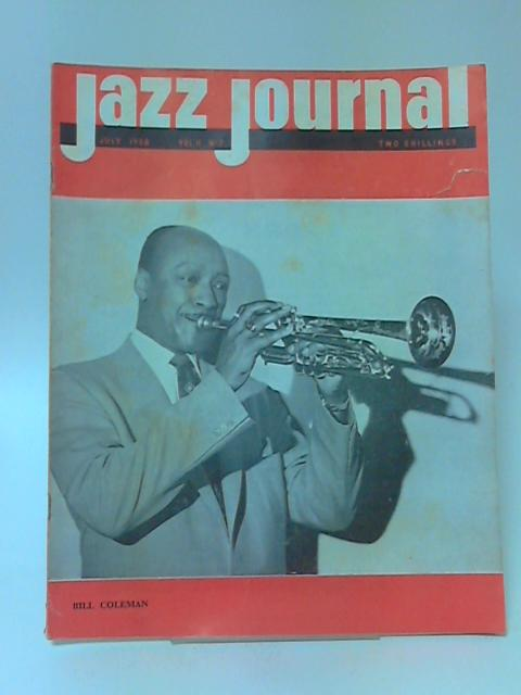 Jazz Journal Volume 11 No 7 July 1958 By Various