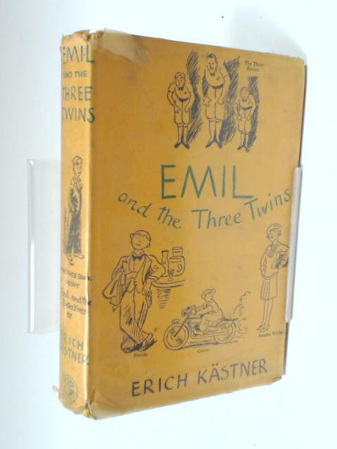 Emil and the Three Twins by Kastner, Erich