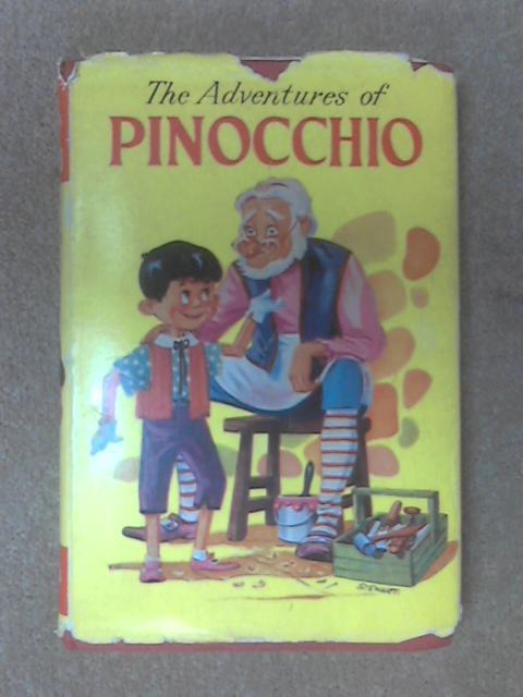 Adventures pinocchio by Carlo Collodi