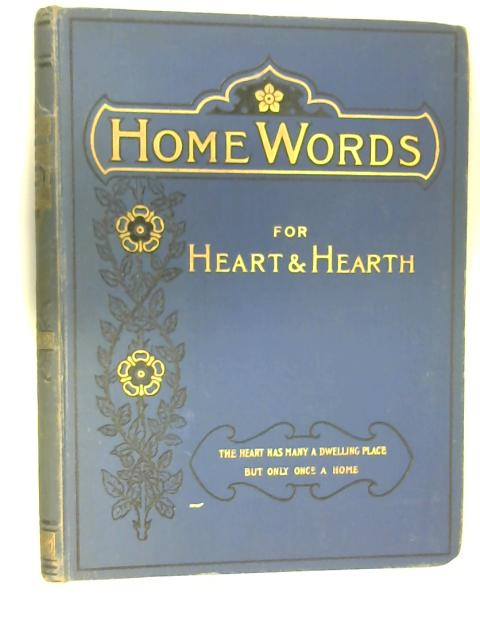 Home Words for Heart and Health by Rev. Charles Bullock