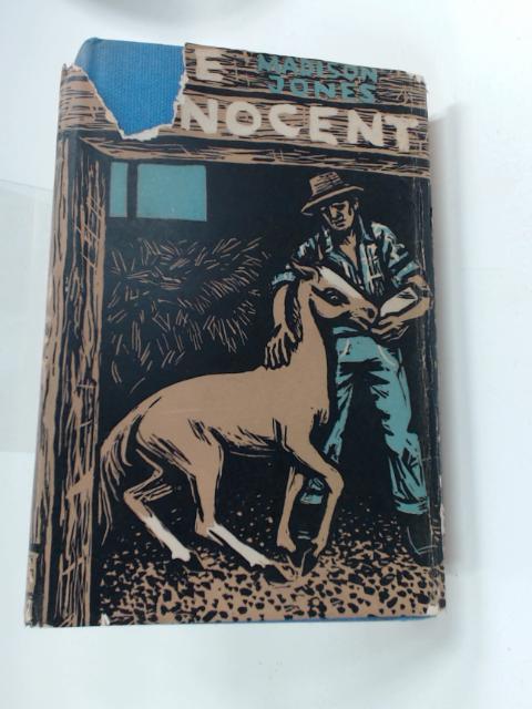The Innocent by Jones, Madison