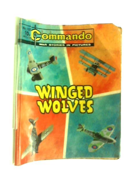 Commando no. 1332 by Anon