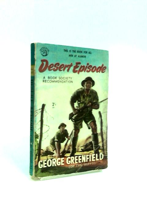 Desert Episode (Panther Books) by Greenfield, George.