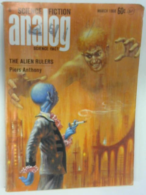 Analog Vol. LXXXI, No. 1 March 1968 The Alien Rulers