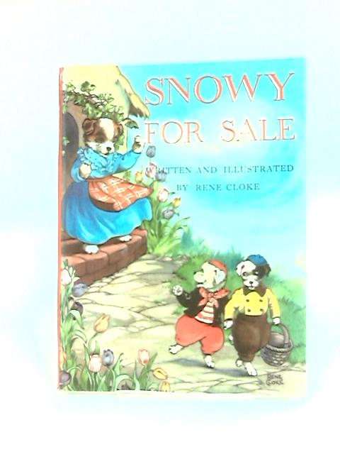 Snowy for Sale by Cloke, Rene.