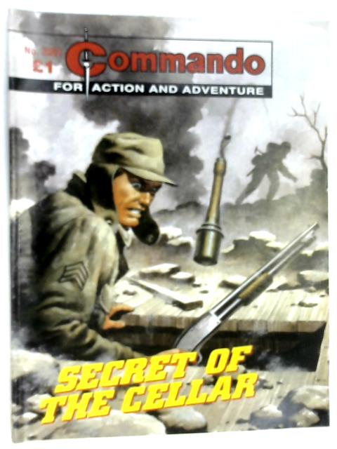 Commando No. 3697 Secret of the Cellar by Unknown