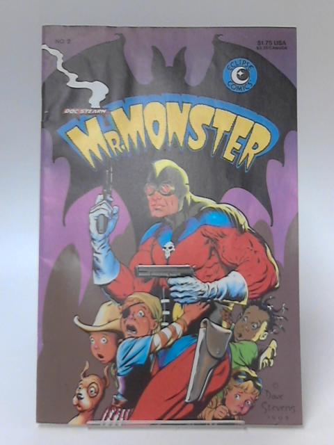 Doc Stern... Mr Monster No. 2 by Dave Stevens
