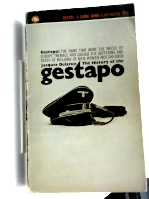 Gestapo by Mervyn Savill