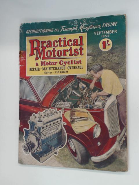 Practical motorist & Motor Cyclist. September 1955 by Anon