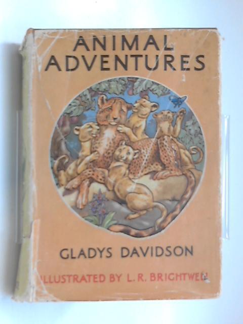 Animal Adventure's by Davidson, Gladys